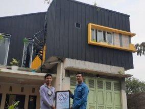 Bangun Rumah Industrial Bpk Jumadi di Cirebon