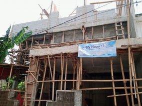 ON PROGRESS - Bangun Rumah Bintaro