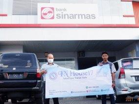 Renovasi Kantor Bank Sinarmas Cirebon